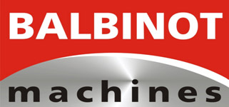 Logo Balbinot, machines outils d'occasion / Second hand machine tool FR